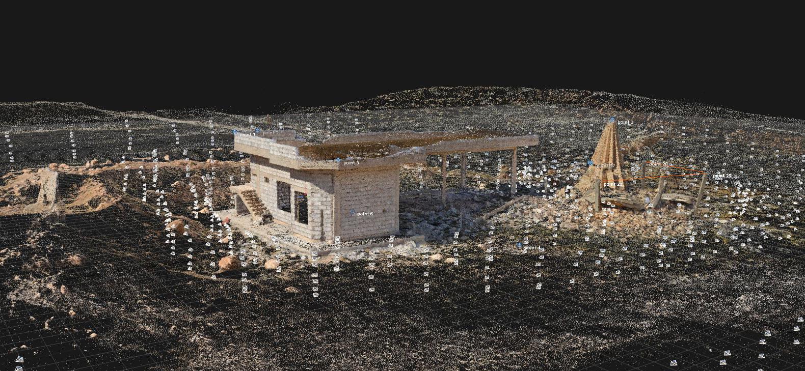 Forensic Architecture: Die Zerstörung des Jesidischen Kulturerbes