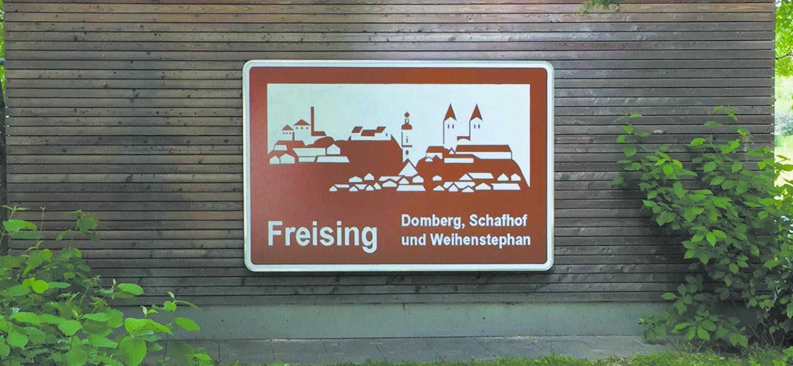 Martin Schmidt: Freising - Schafhof