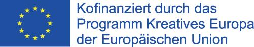 Kofinanziert durch das Programm Kreatives Europa der Europäischen Union
