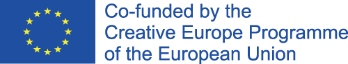 Co-funded by the Creative Europa Program of the European Union