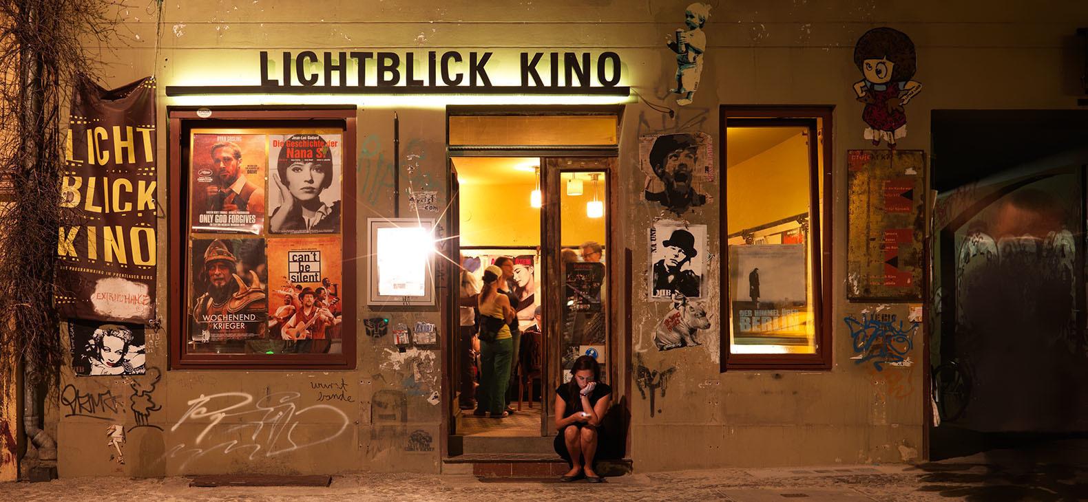 Richard Thieler: Kino