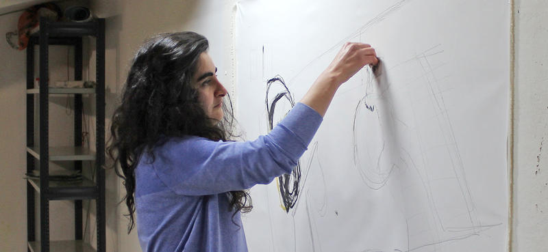 Transfer > Syrien I: Hiba Alansare