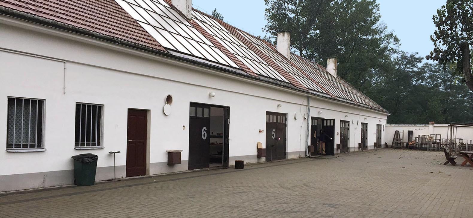Zentrum für Polnische Skulptur in Oronsko - Orangerie