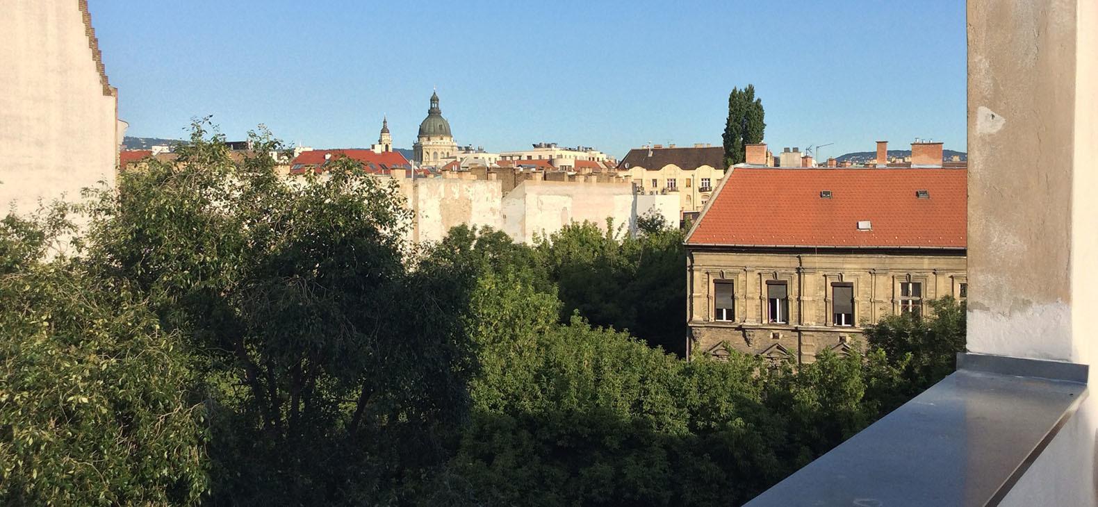 Ausschreibung Kunststipendium Budapest