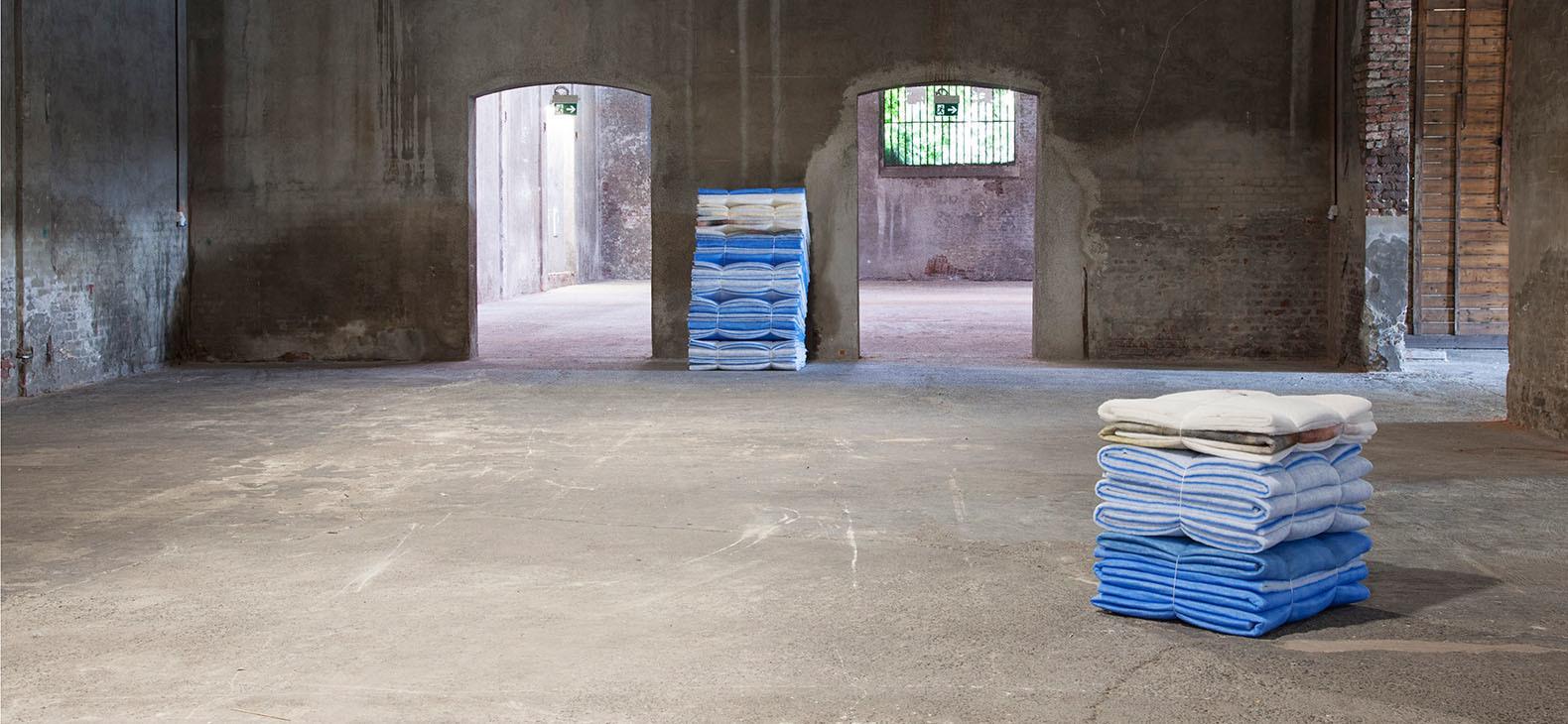 Corinna Gosmaro: Installation