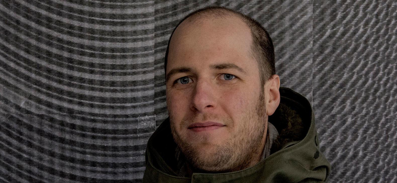 Mark Fridvalszki: Portrait, Foto: János Iván Kárpáti