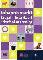Flyer Johannismarkt 2018 Ikon