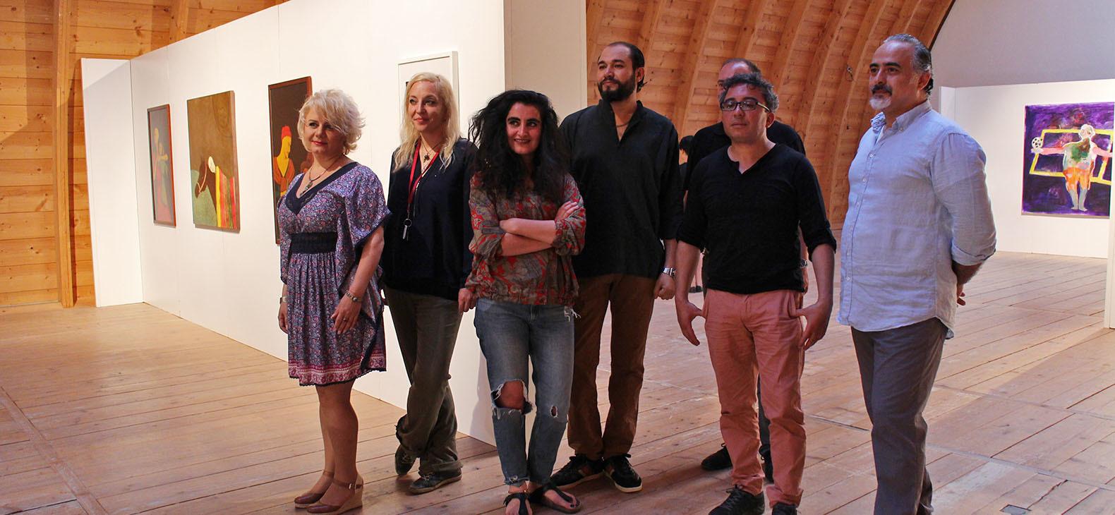 Transfer > Syrien / Teilnehmende Künstlerinnen und Künstler