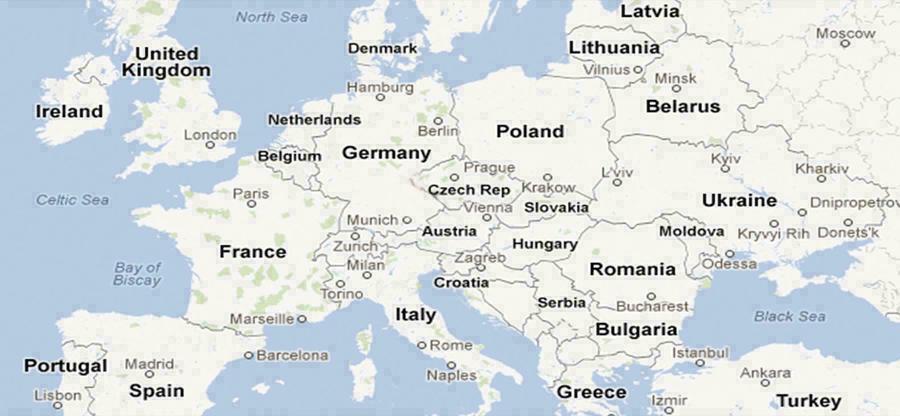 Residence Europa II - DATE DELAYED