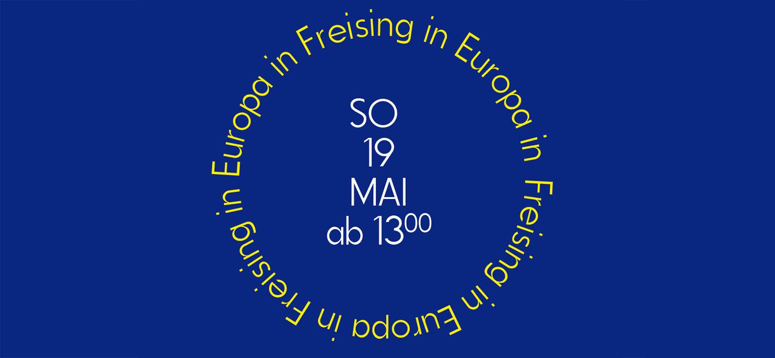 Freising in Europa