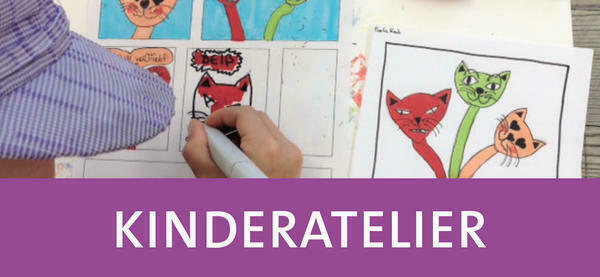 Kinderatelier Comic Spiekermann