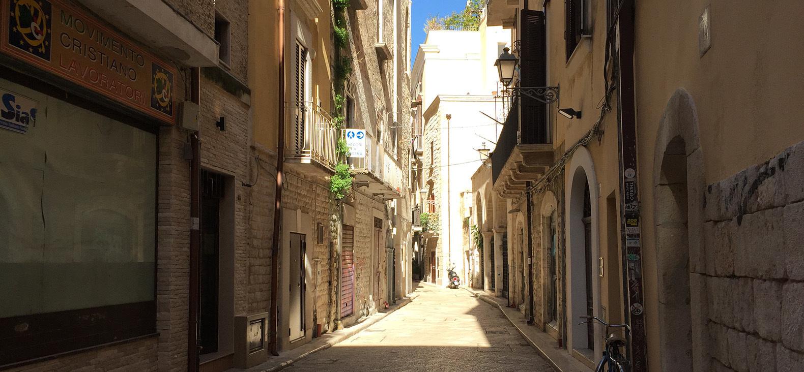 AIR Künstleraustausch Bari