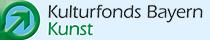 Logo Kulturfonds Bayern Kunst