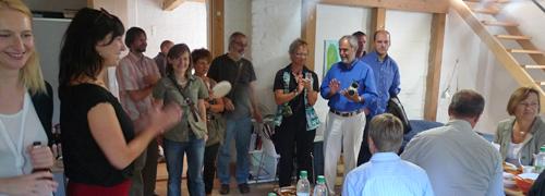 Europäisches Künstlerhaus Oberbayern - Künstleraustausch - Offenes Atelier